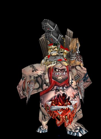 Warcraft 3 models diablo - 1