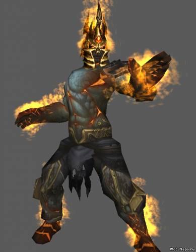 Warcraft 3 модели героев - 0e807